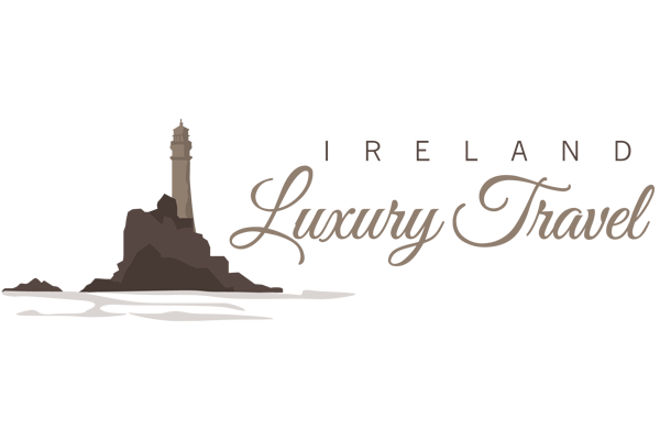 Ireland Luxury Travel logo design